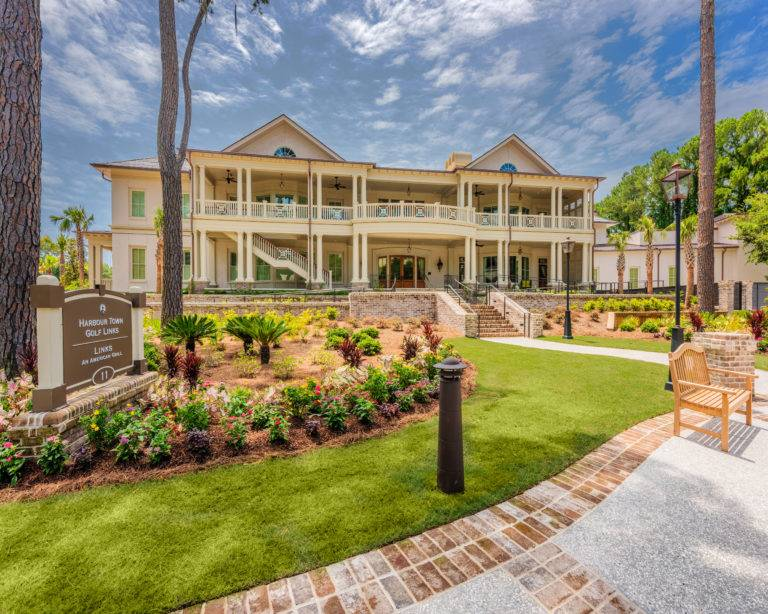 Sea Pines Harbor Town Clubhouse, Choate Construction Company