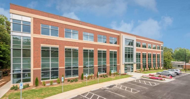 3515 Glenwood Avenue Raleigh Office Choate