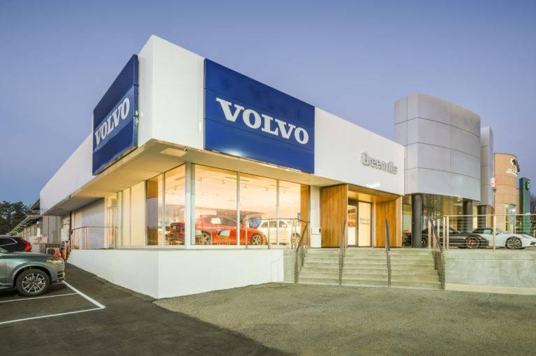 Volvo of Greenville