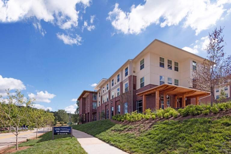 University of North Georgia Residence Hall