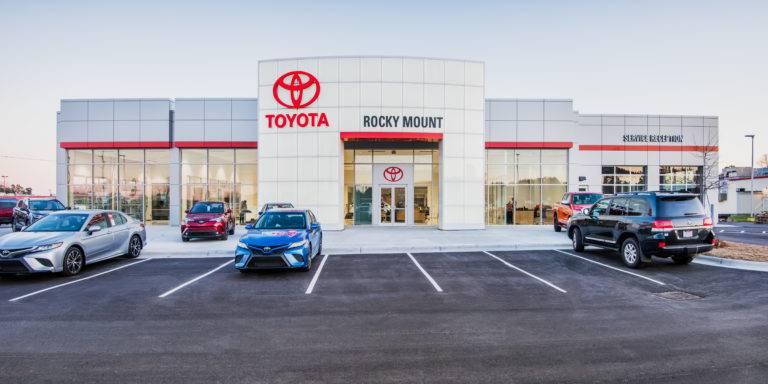 Rocky Mount Toyota, Choate Construction Company