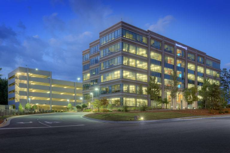 Genworth Financial Corporate, Raleigh, Choate Construction Company