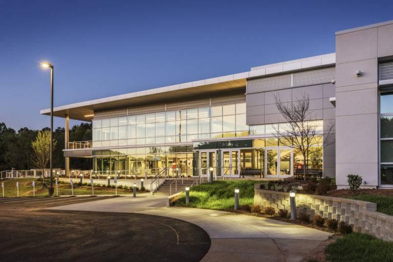 IIngersoll Rand Office, Choate Construction Company; Davidson, NC