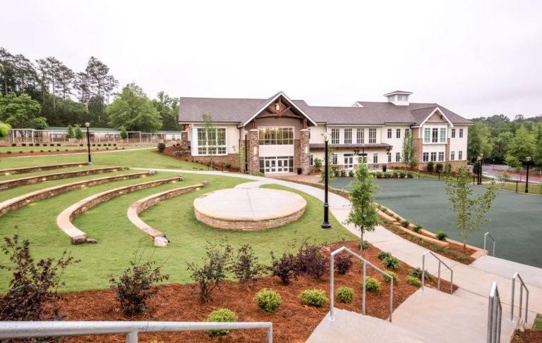 Mill Springs Academy, Institutional, Alpharetta, GA