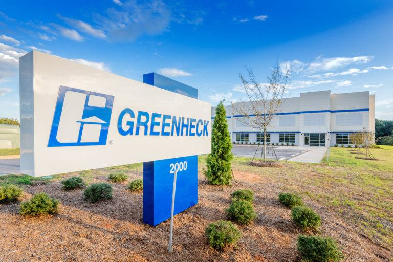Greenheck Fans Manufacturing