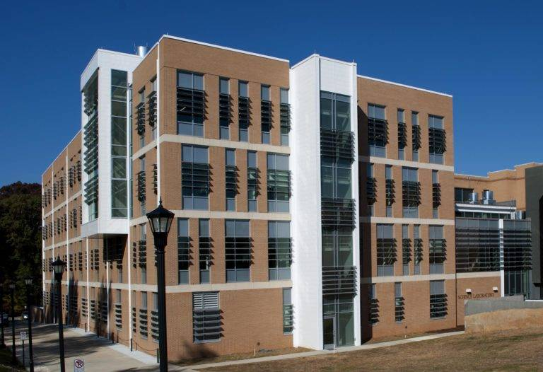 Kennesaw State University LEED Gold certified Lab Addition, Kennesaw, GA, Choate Construction Company