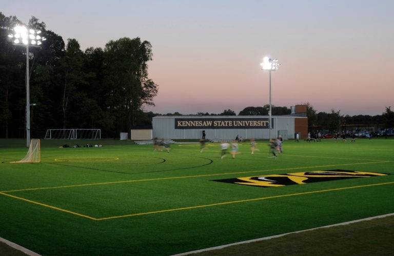 Kenensaw State University Sports & Rrecreation Park, Choate Construction Company