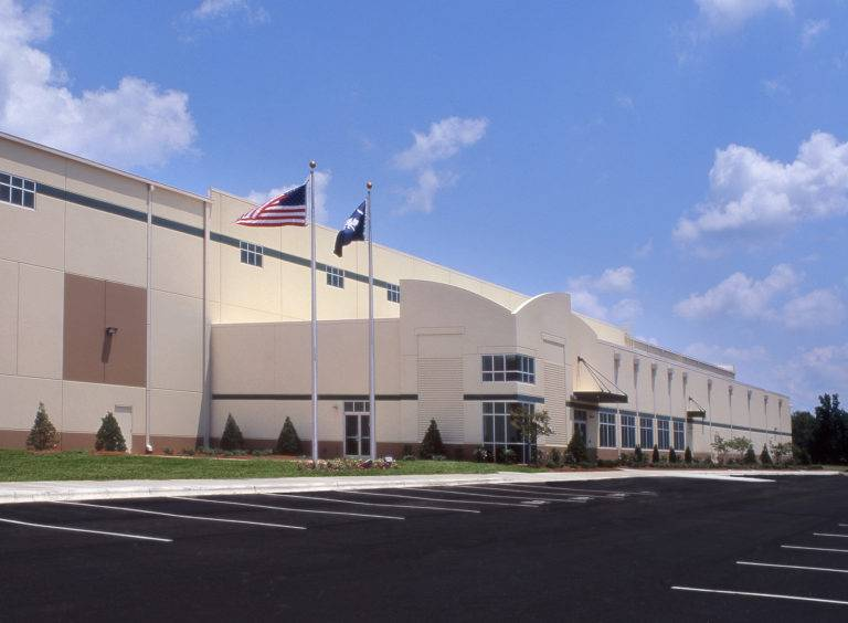 Metso Power Manufacturing, Lancaster, SC, Choate Construction Company
