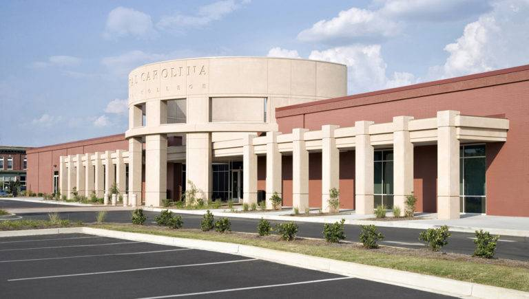 Central Carolina Technical College, Sumter, SC,, Choate Construction