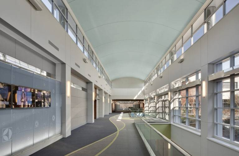 Electrolux Tech Center, Charlotte, NC, Choate Construction Company R&D, Industrial