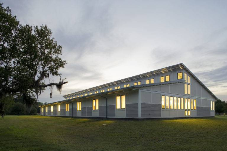 Skidaway Institute of Oceanography, Savannah, GA, Choate Construction Company, LEED Gold certified