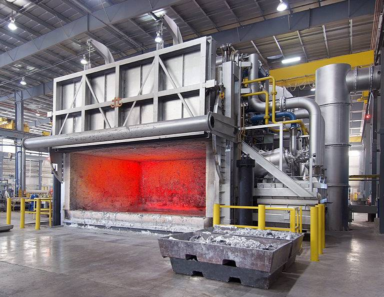 Vista Metals, Adairsville, Choate Construction Company Manufacturing Construction