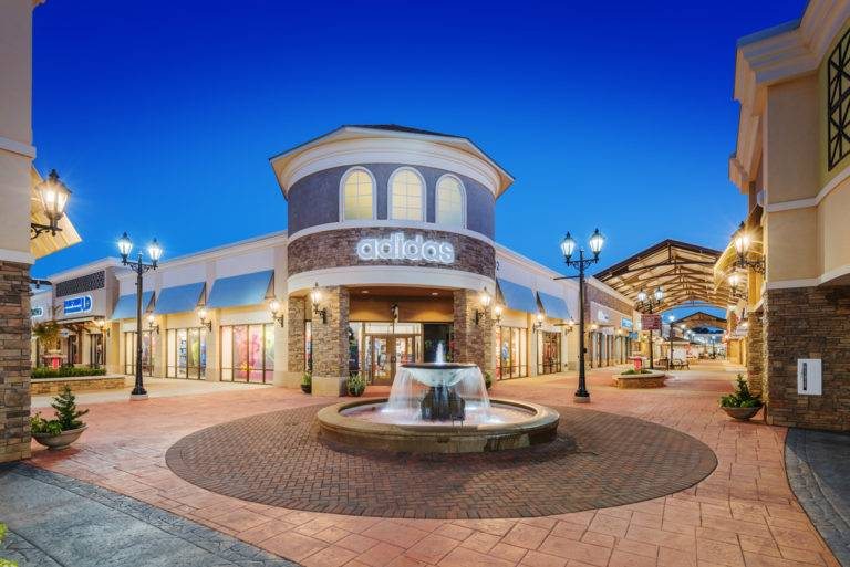 Charlotte Premium Outlets, Tanger, Choate Construction Company