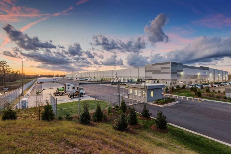 Fedex SmartPost Concord, Choate Construction Company