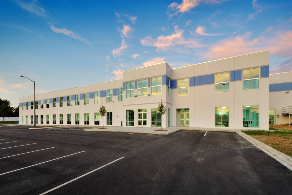 Greiner Bio One, Choate Construction Compnay