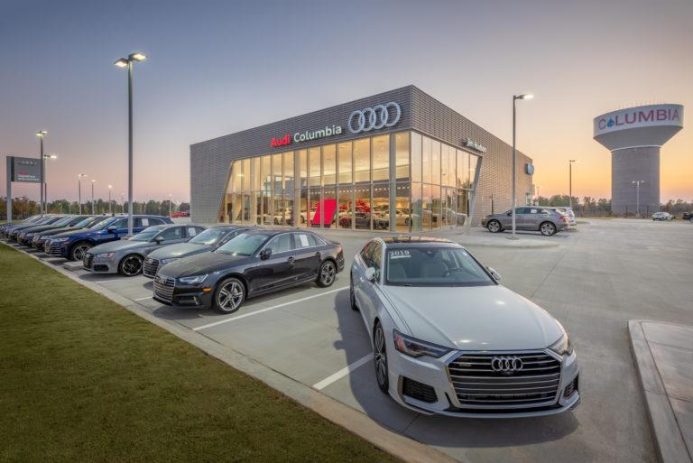 Audi Columbia Choate Automotive