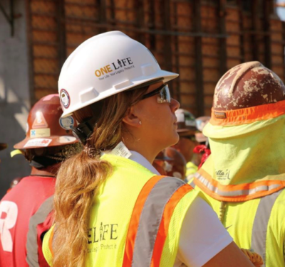Mackenzie Abelli, Safety Manager, Women in Construction