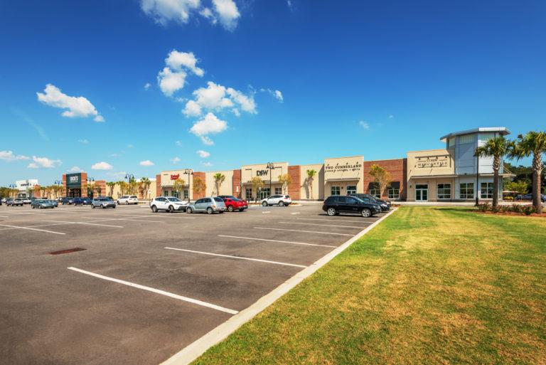 Bowman Place Retail Construction