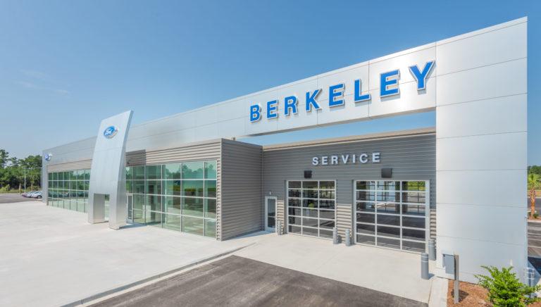 Berkeley Ford