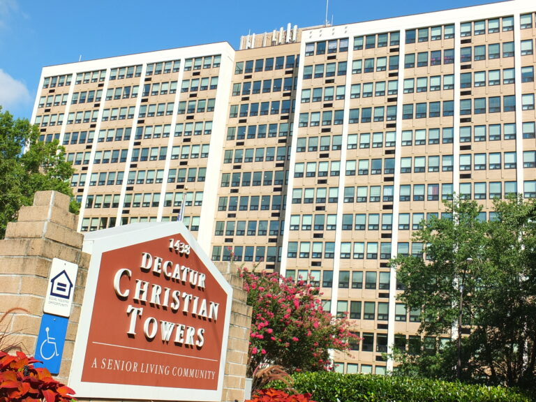 Decatur Christian Towers Occupied Renovation Senior Living