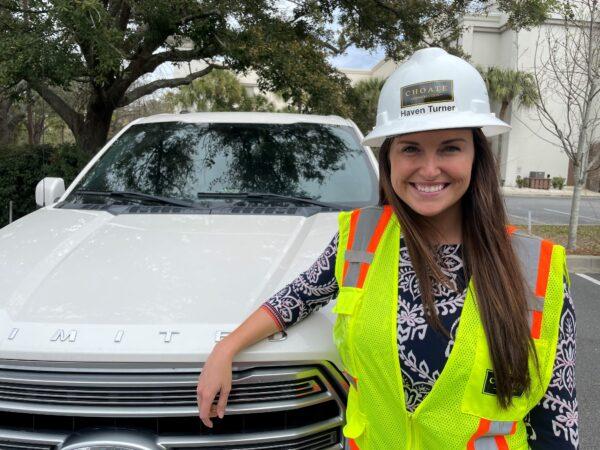 Choate Construction Company Women in Construction Charleston