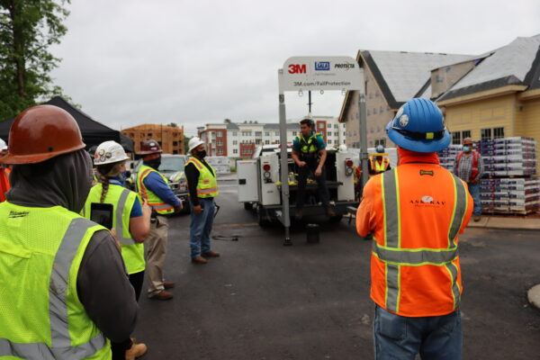 Choate Construction OSHA Safety Stand Down