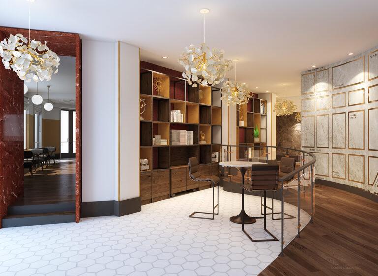 Macon Hotel 45 Choate Construction Hospitality Historic Renovation